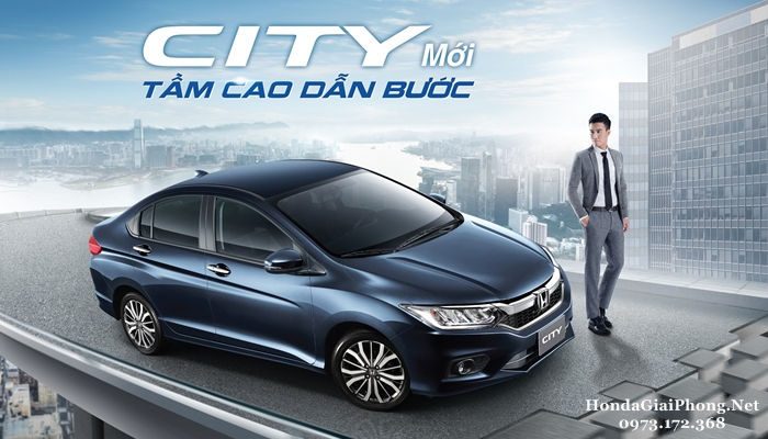 A01 xe honda city 1 5 top cvt 2019