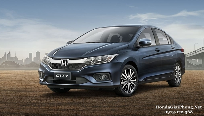 A02 xe honda city 1 5 top cvt 2019