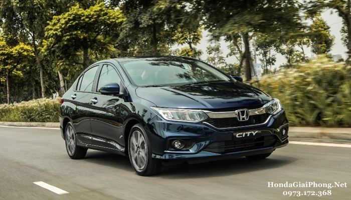 A03 xe honda city 1 5 top cvt 2019