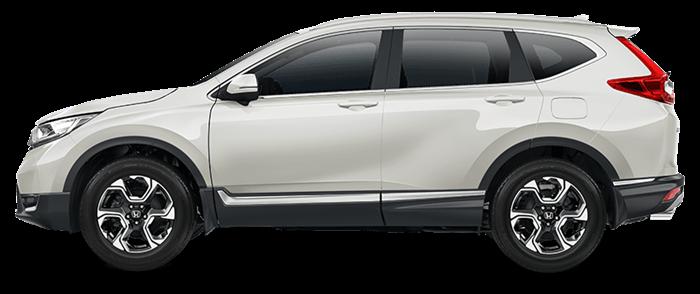 F01 mau sac xe honda crv 2019 7 cho viet nam mau trang